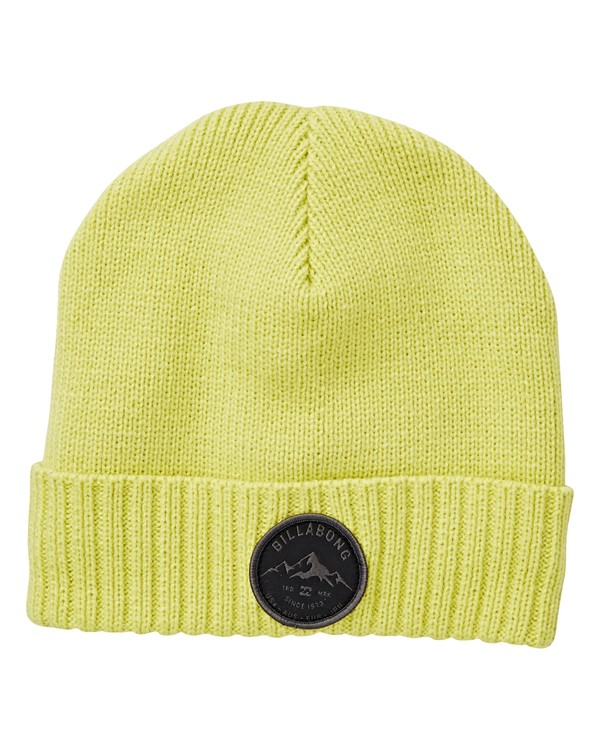 0 Ridge Polar Beanie Yellow MABNVBRP Billabong