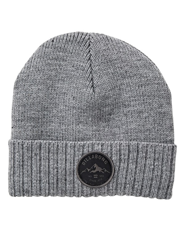 0 Ridge Polar Beanie Grey MABNVBRP Billabong