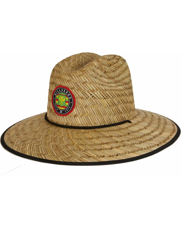 0 Native Rotor Tides Hat  MAHTLNRO Billabong