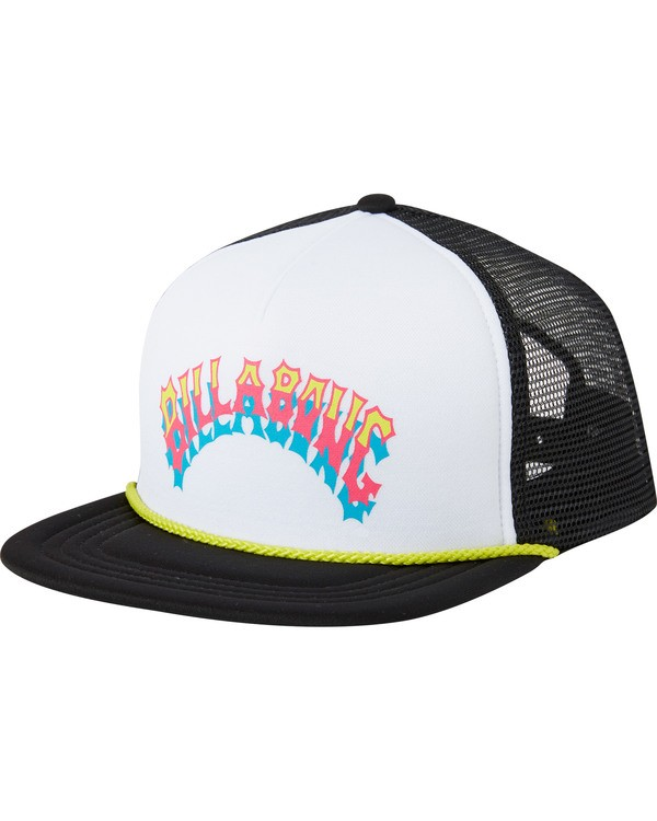 0 Upgrade Trucker Hat  MAHTLUPG Billabong