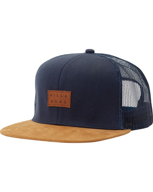 0 Mixed Trucker Hat  MAHTMMIX Billabong