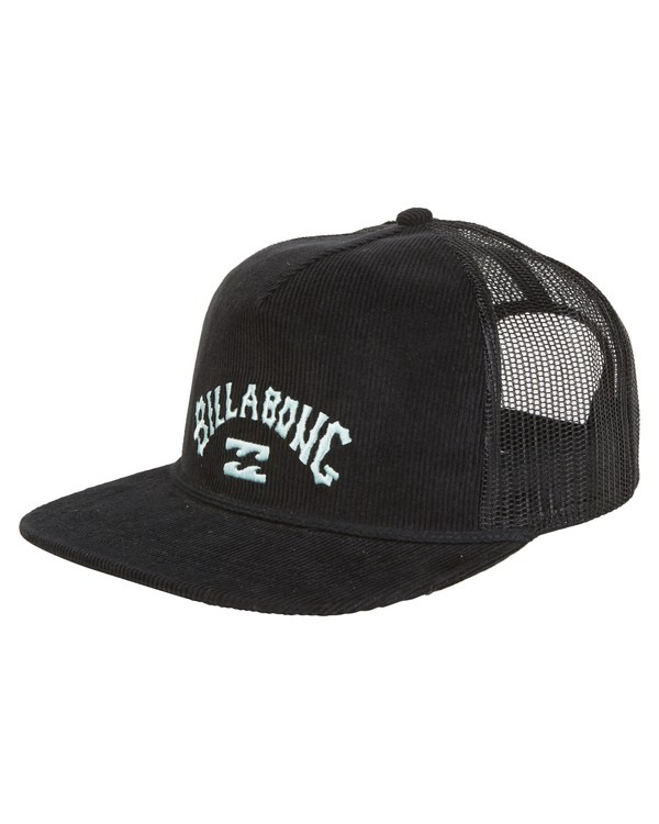 0 Alliance Trucker Black MAHW1BAL Billabong