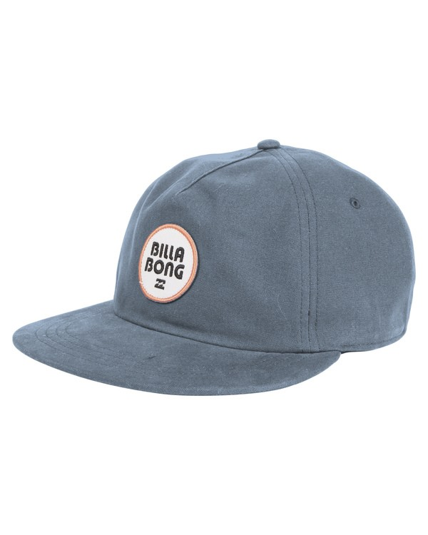0 Breezey Hat Blue MAHW1BBR Billabong