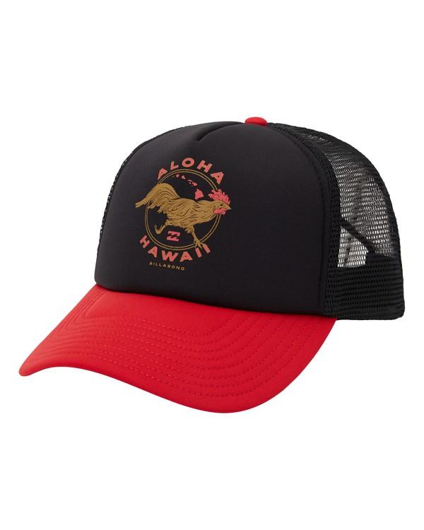 0 Vacay Trucker Hat Black MAHW1BLR Billabong
