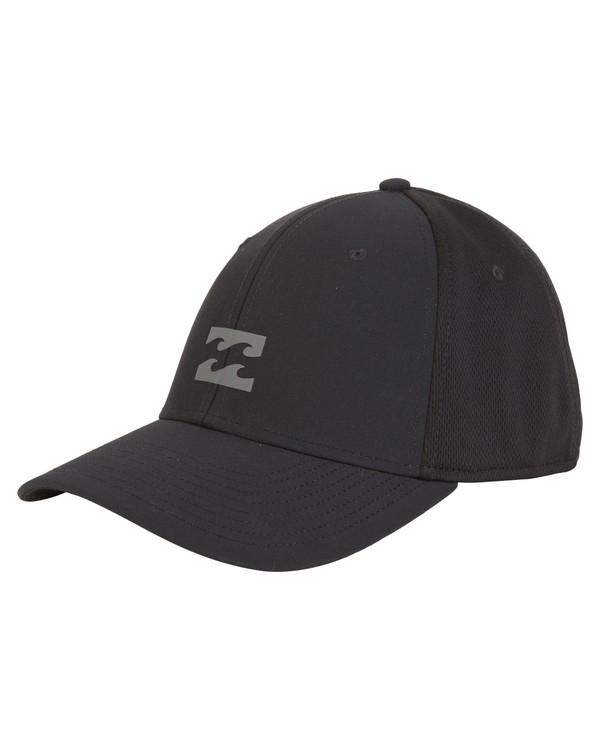 0 Performance Stretch Hat Black MAHW1BPE Billabong