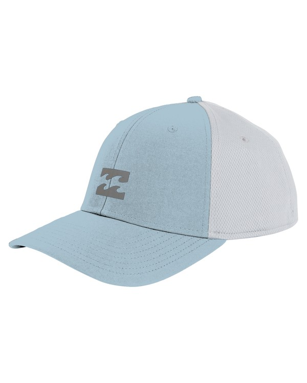 0 Performance Stretch Hat Blue MAHW1BPE Billabong