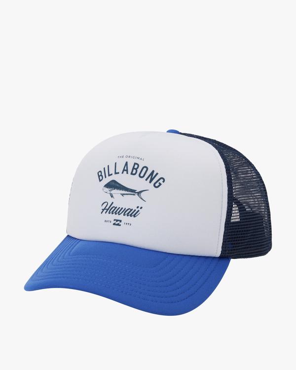 0 Vacay Trucker Hat White MAHW1BQR Billabong