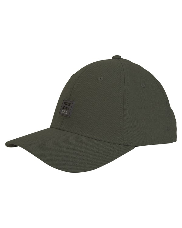 0 Surftrek Snapback Brown MAHW1BSN Billabong