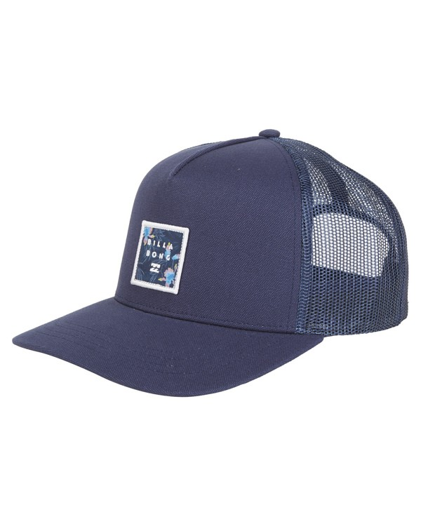 0 Stacked Trucker Blue MAHW1BST Billabong