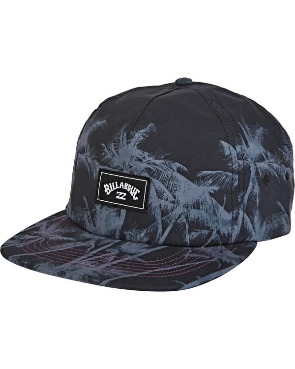 0 Jetty Hat Blue MAHW2BJE Billabong