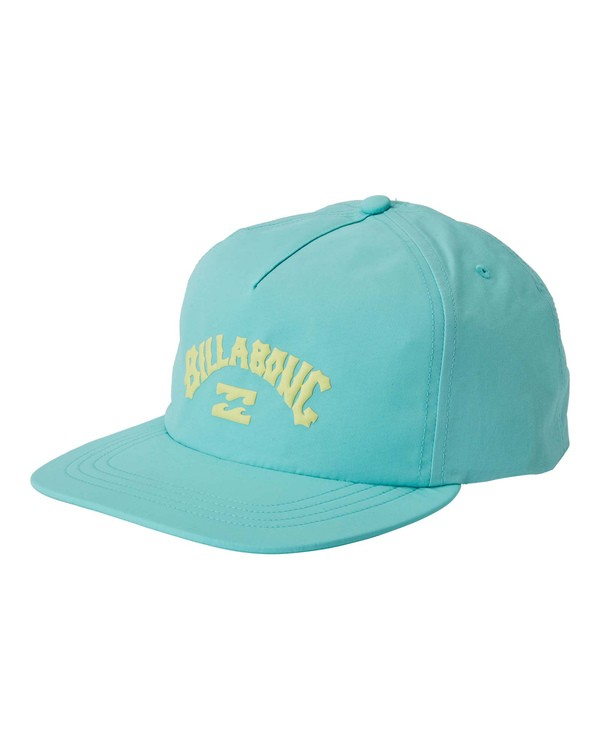 0 Wallie Hat Green MAHW2BWR Billabong