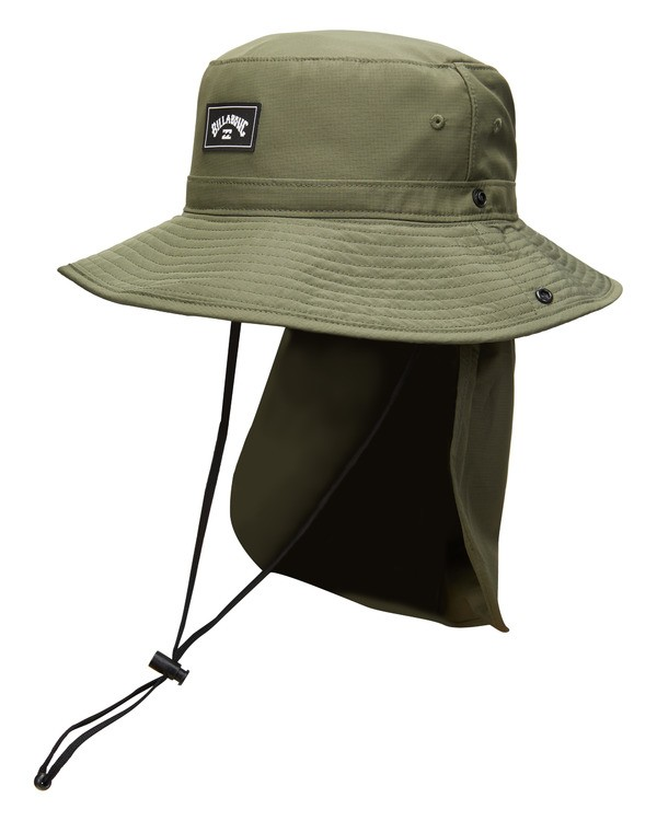 0 A/Div Big John Hat Green MAHW3BBA Billabong