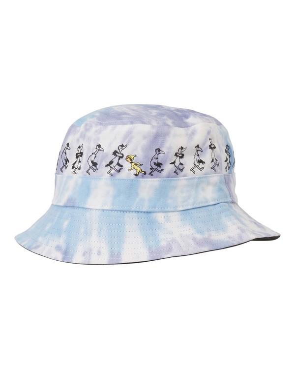 0 Oh The Places Sun Hat Black MAHW3BOH Billabong