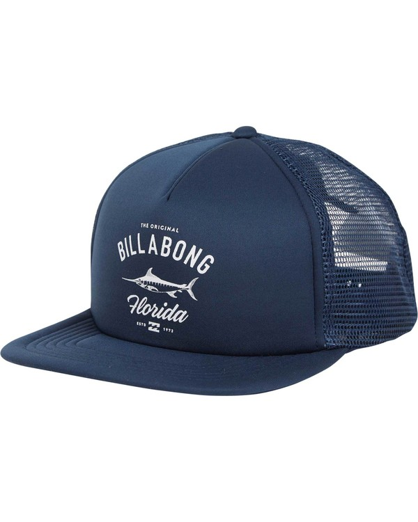 0 Florida Trucker Hat  MAHWNBFL Billabong