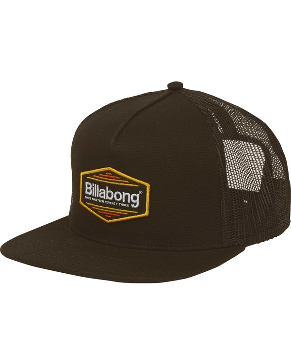 0 Breakdown Trucker Hat  MAHWPBBR Billabong