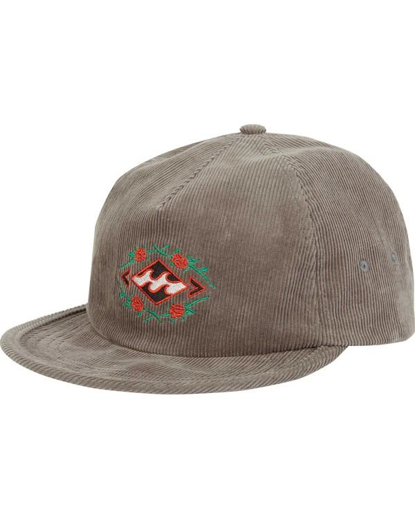 0 Re-Issue Cord Hat  MAHWQBRC Billabong