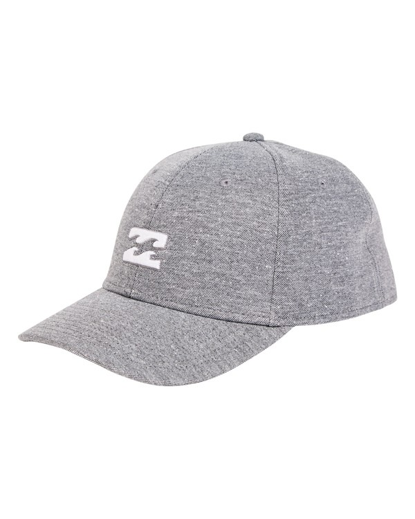 0 All Day Stretch Hat Grey MAHWTBAD Billabong