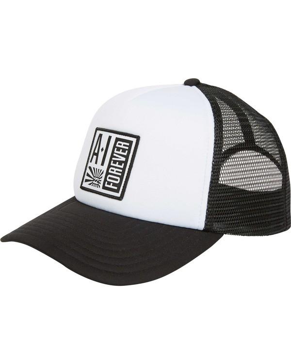 0 Stamp Trucker Hat Black MAHWTBAF Billabong