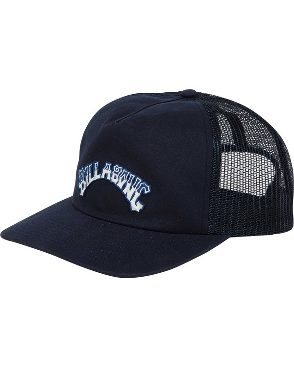 0 Breakdown Trucker Hat Blue MAHWTBBR Billabong