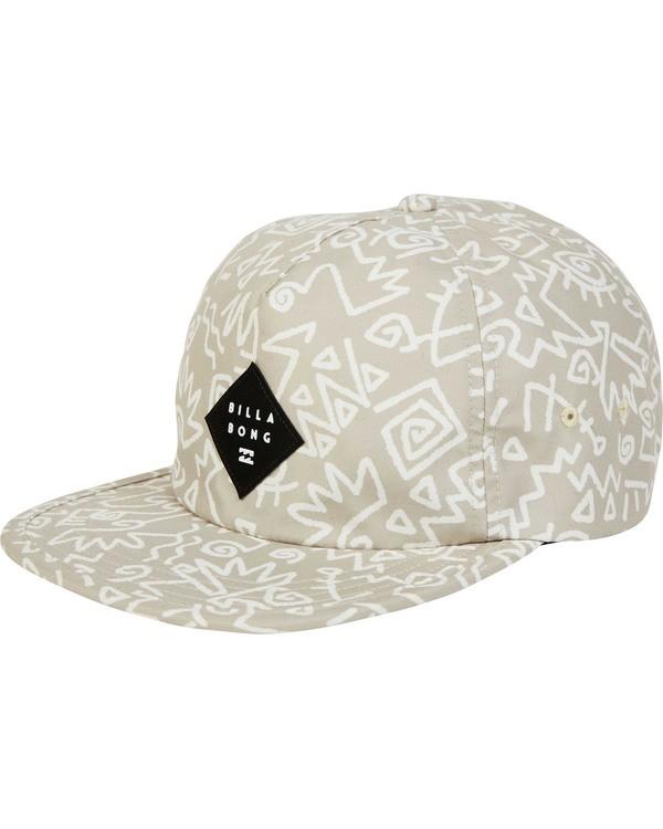 0 Jetty Hat Beige MAHWTBJE Billabong