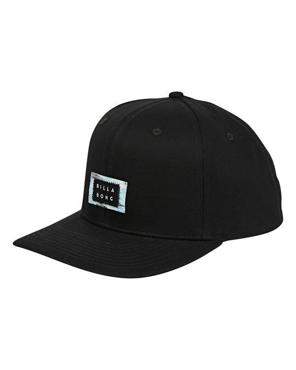 0 Plateau Snapback Hat Grey MAHWTBPL Billabong