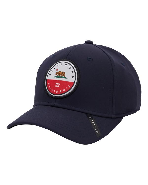 0 California Stretch Hat Multicolor MAHWTBSR Billabong