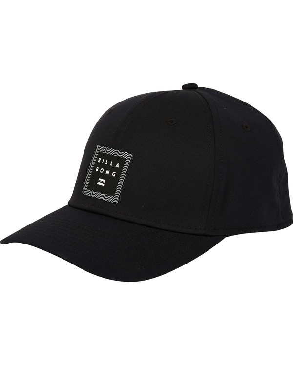 0 Tech Stretch Hat  MAHWTBTE Billabong