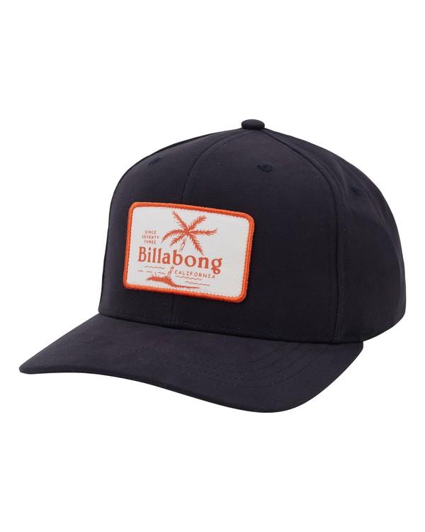 0 Paradise Snapback Hat Multicolor MAHWTBYR Billabong