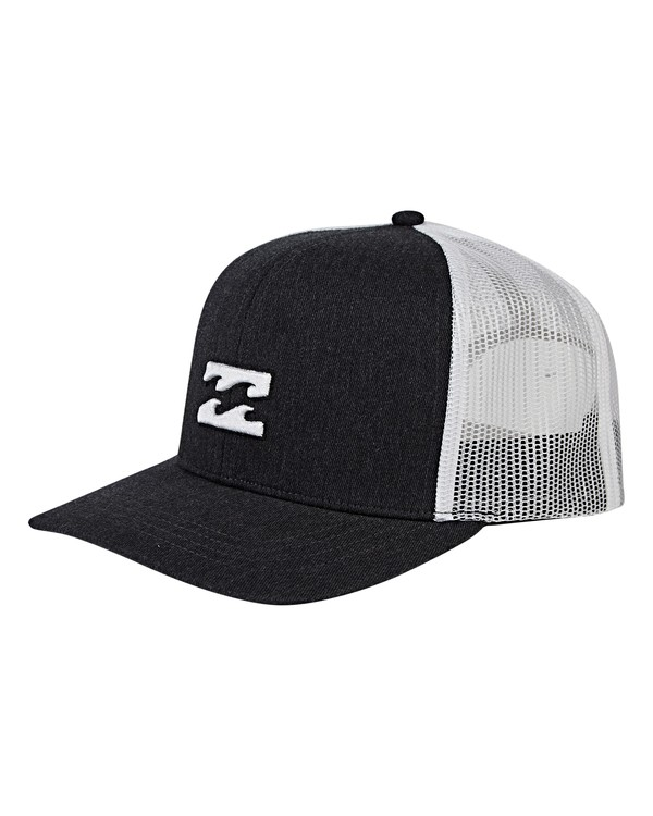 0 All Day Trucker Hat Blue MAHWVBAR Billabong
