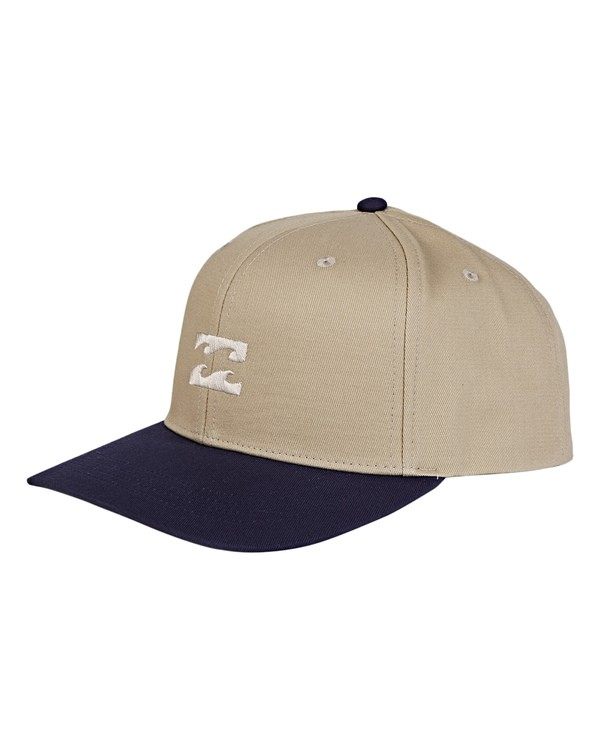 0 All Day Snapback Beige MAHWVBAS Billabong