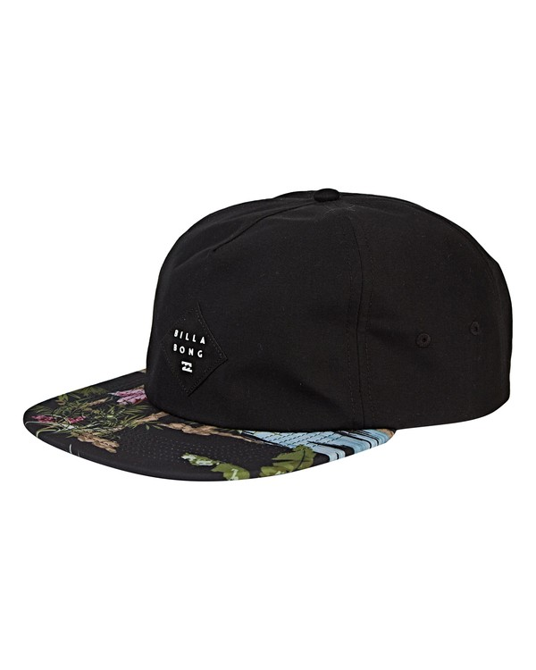 0 Jetty Hat Black MAHWVBJE Billabong