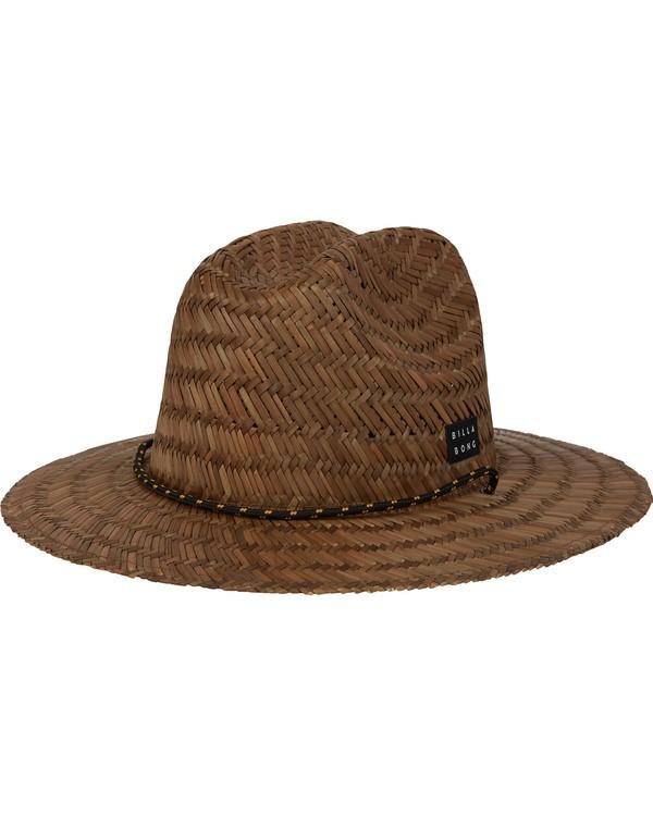 0 Nomad Brim Hat Brown MAHWVBNO Billabong