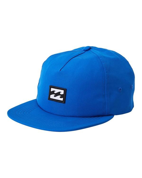 0 Platform Hat Blue MAHWVBPT Billabong