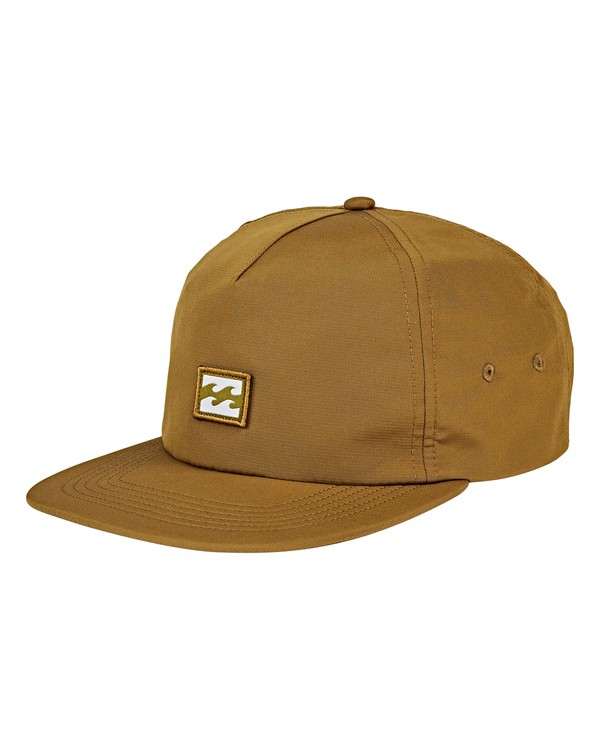 0 Platform Hat Yellow MAHWVBPT Billabong