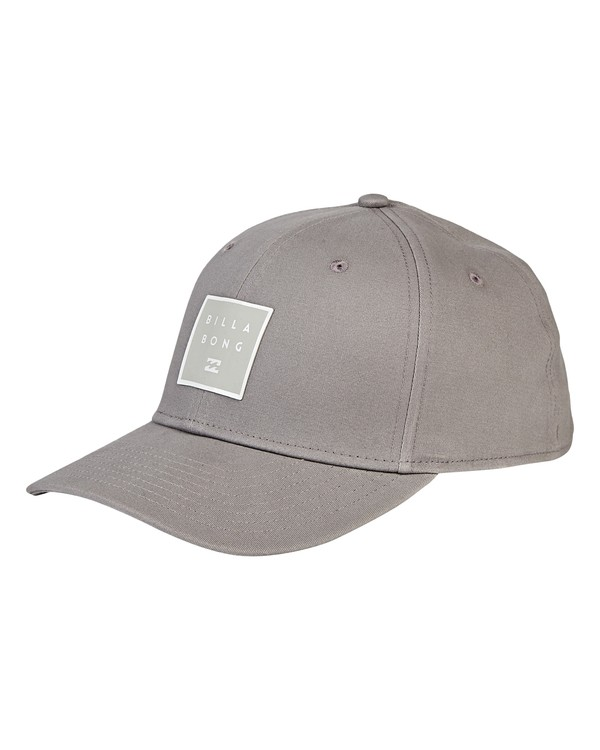 0 Tech Stretch Hat Grey MAHWVBTE Billabong