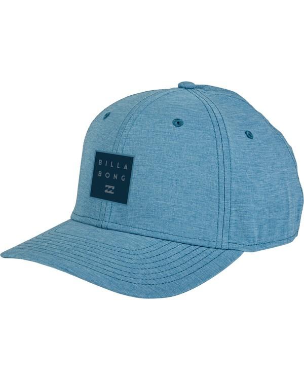 0 Tech Stretch Hat Multicolor MAHWVBTE Billabong
