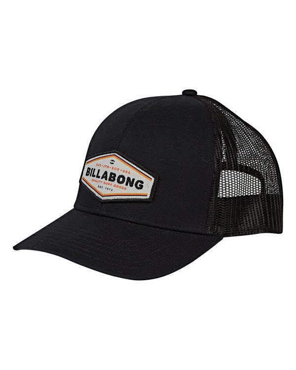 0 Walled Trucker Black MAHWVBWA Billabong