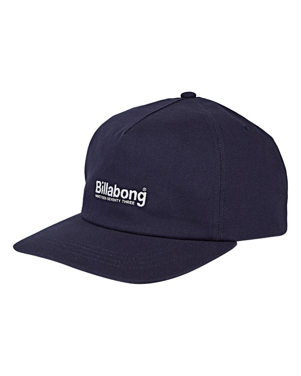 0 Wallride Snapback Blue MAHWVBWR Billabong