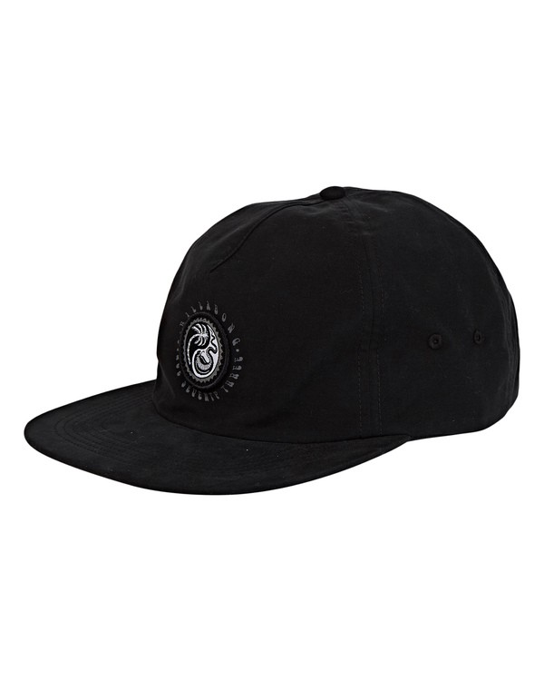 0 Power Slide Hat Black MAHWWBPS Billabong