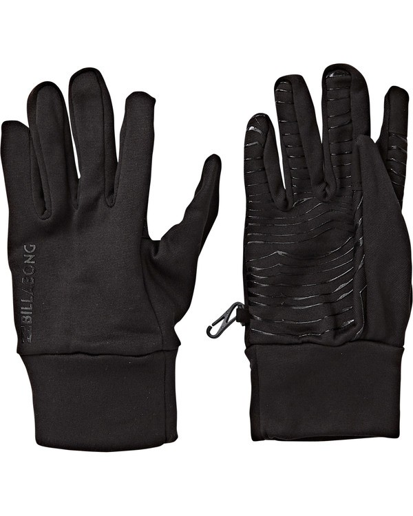 0 Wavelength Gloves Black MAMCSBWR Billabong