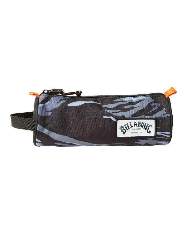 0 Barrel Pencil Case Black MAMCVBBA Billabong