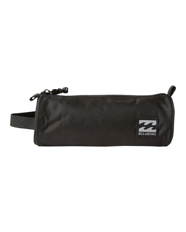 0 Barrel Pencil Case Grey MAMCVBBA Billabong
