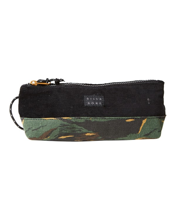 0 Low Tide Pencil Case Camo MAMCVBLT Billabong