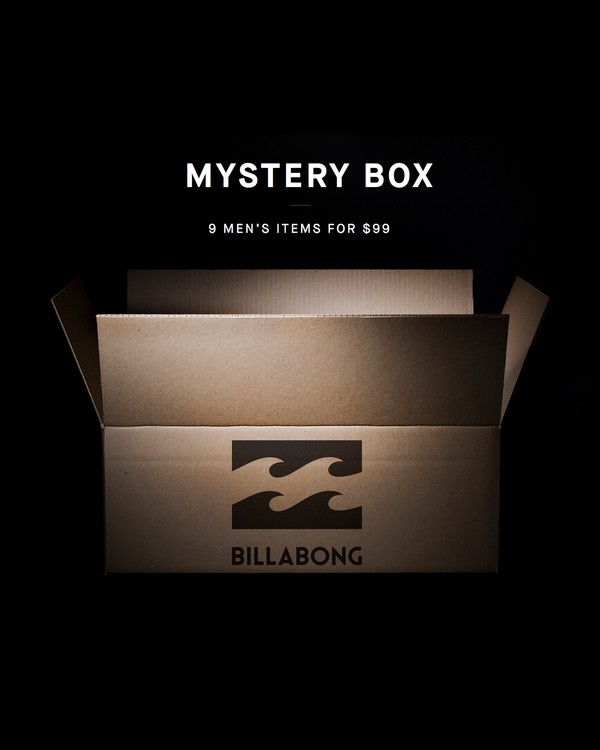 0 Mystery Box  MAMCXBOX Billabong