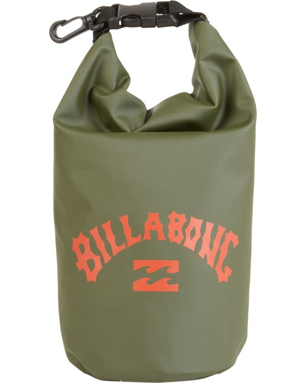 0 All Day Small Stashie Wet/Dry Bag Green MATV1BBS Billabong