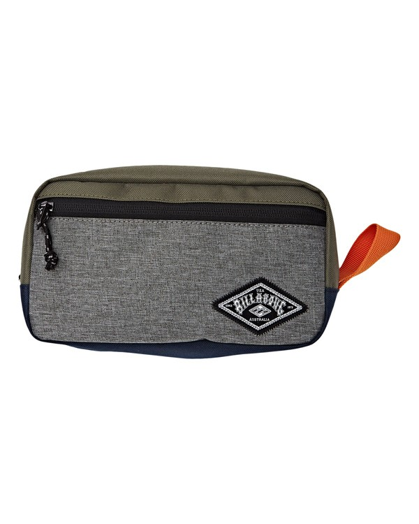 0 Wayfare Dopp Kit Green MATVWBWA Billabong