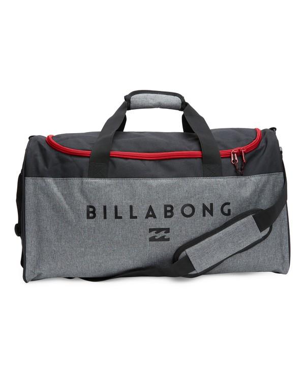 0 Weekender Travel Bag Black MATVWBZE Billabong