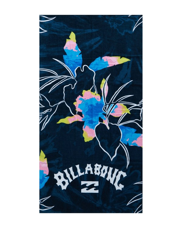 0 Waves Towel Blue MATW1BWA Billabong