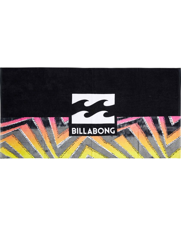 0 Waves Towel  MATWNBWA Billabong
