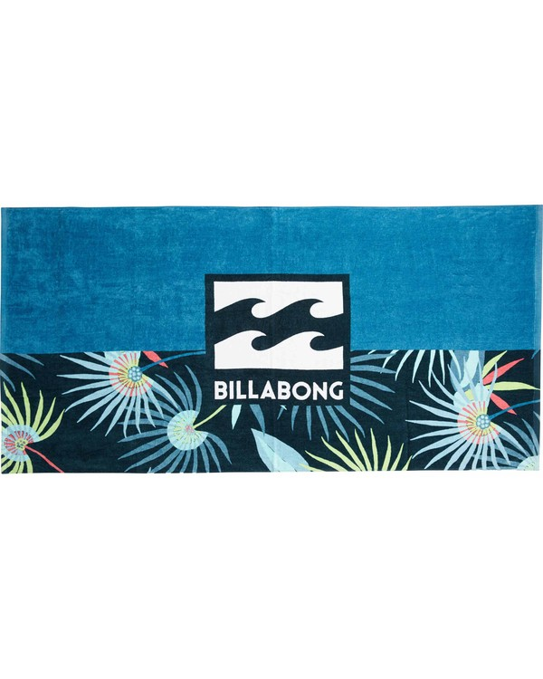 0 Waves Towel Blue MATWNBWA Billabong
